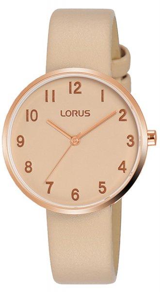 Zegarek damski Lorus klasyczne RG220SX9 - duże 1