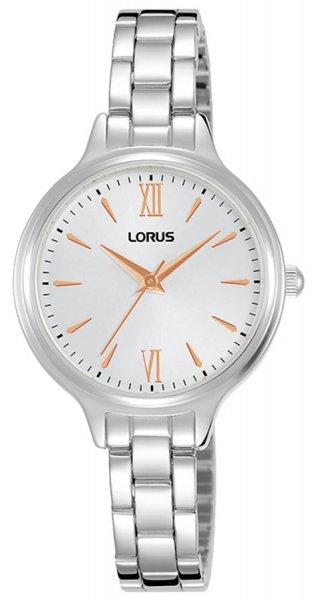 Zegarek damski Lorus klasyczne RG229SX9 - duże 1