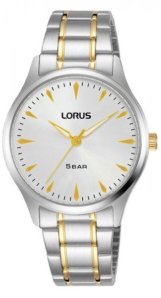 Zegarek damski Lorus klasyczne RG277RX9 - duże 1