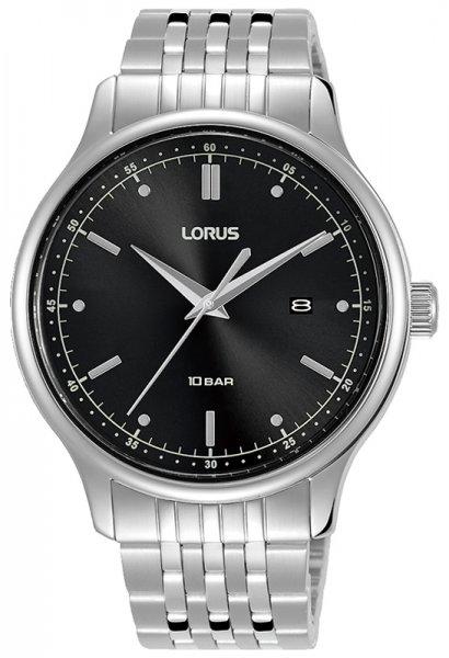 Zegarek męski Lorus klasyczne RH901NX9 - duże 1
