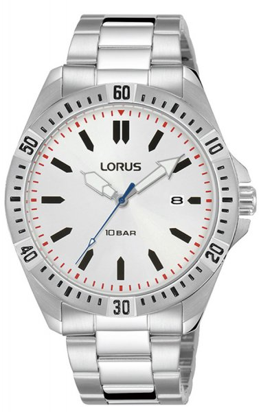 Zegarek męski Lorus klasyczne RH941MX9 - duże 1