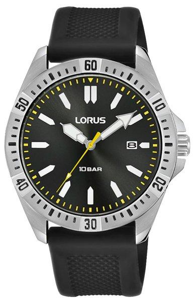 Zegarek męski Lorus klasyczne RH943MX9 - duże 1