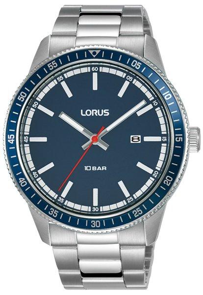 Zegarek męski Lorus klasyczne RH957MX9 - duże 1