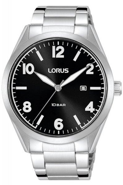 Zegarek męski Lorus klasyczne RH963MX9 - duże 1