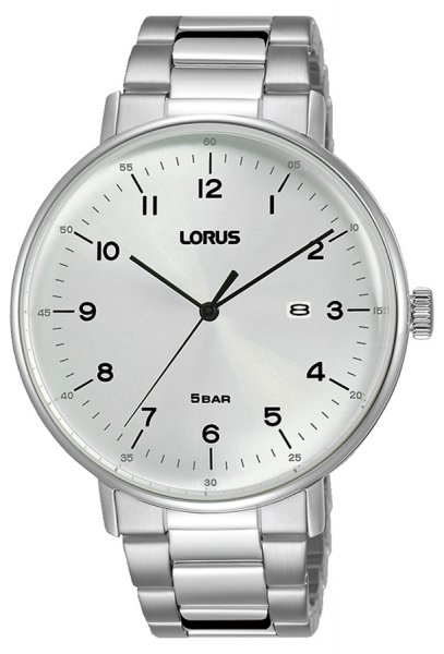 Zegarek męski Lorus klasyczne RH981MX9 - duże 1