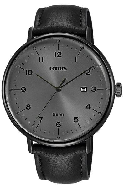 Zegarek męski Lorus klasyczne RH983MX9 - duże 1