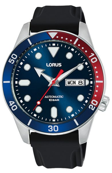 Zegarek męski Lorus klasyczne RL451AX9 - duże 1