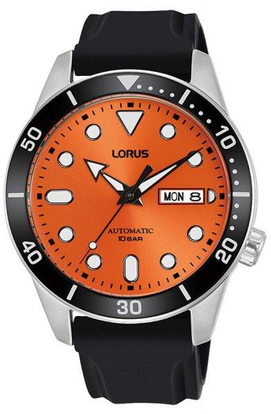 Zegarek męski Lorus klasyczne RL453AX9 - duże 1