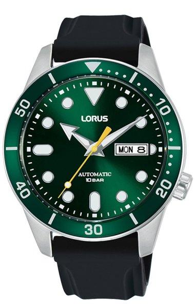Zegarek męski Lorus klasyczne RL455AX9 - duże 1