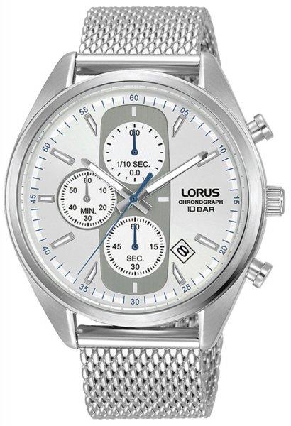 Zegarek męski Lorus sportowe RM355GX9 - duże 1