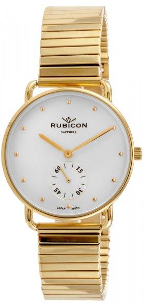Zegarek damski Rubicon bransoleta RNBE29GISX03BX - duże 1