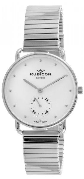 Zegarek damski Rubicon bransoleta RNBE29SISX03BX - duże 1