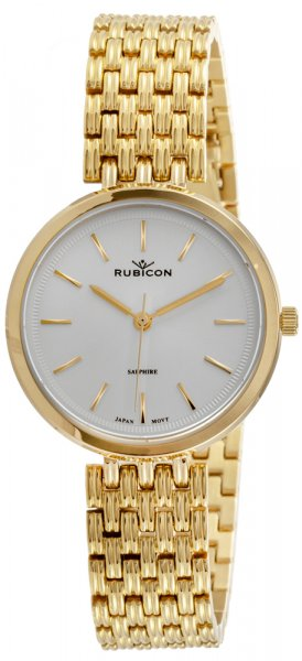 Zegarek damski Rubicon bransoleta RNBE33GISX03BX - duże 1
