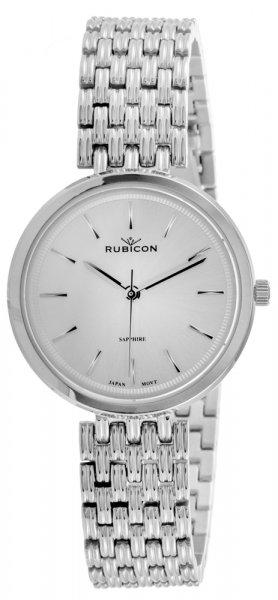 Zegarek damski Rubicon bransoleta RNBE33SISX03BX - duże 1