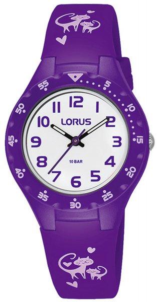 Zegarek dla dziewczynki Lorus dla dzieci RRX53GX9 - duże 1