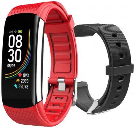 Rubicon SMARUB078 Smartwatch Smartwatch Rubicon RNCE59 czarny + pasek