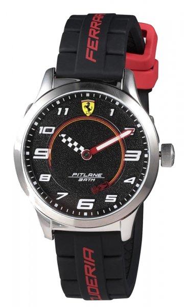 Scuderia Ferrari SF 870043 PITLANE