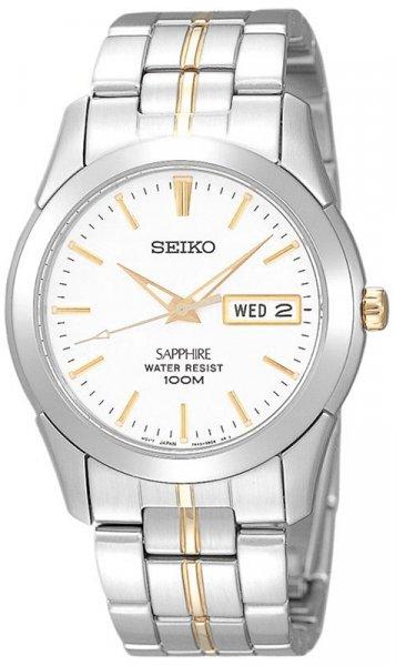 Zegarek damski Seiko classic SGG719P1 - duże 1