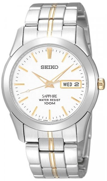 Zegarek Seiko SGG719P1 - duże 1