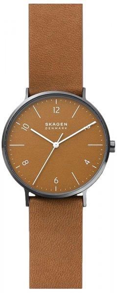 Skagen SKW6726 Aaren Naturals Cognac Leather Alternative Made With Apple