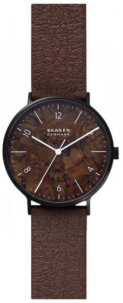 Skagen SKW6728 Aaren Naturals Leather Alternative Made With Mulberry