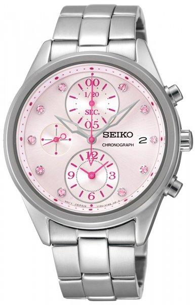 Zegarek Seiko SNDW03P1 - duże 1