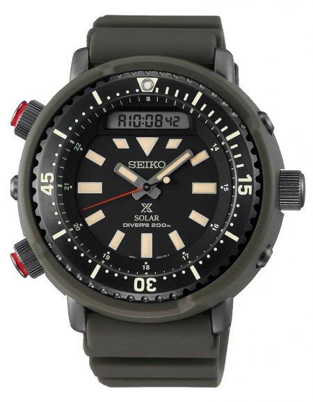 Zegarek Seiko SNJ031P1 - duże 1