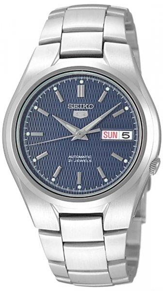 Zegarek męski Seiko automatic SNK603K1 - duże 1