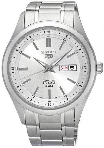 Zegarek męski Seiko automatic SNKN85K1 - duże 1