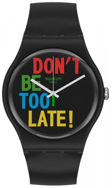 Swatch SO29B100 Originals New Gent TIMEFORTIME