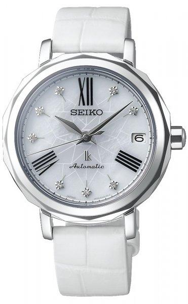 Zegarek damski Seiko lukia SPB133J1 - duże 1