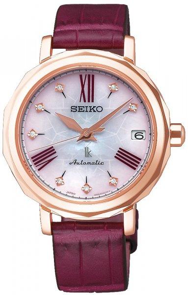 Zegarek damski Seiko lukia SPB140J1 - duże 1