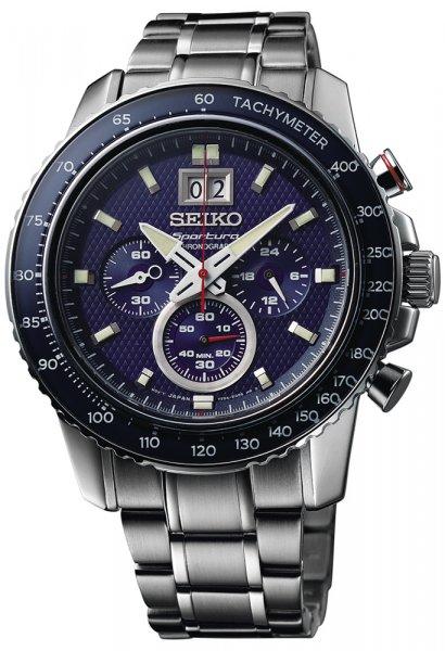 Zegarek Seiko SPC135P1 - duże 1