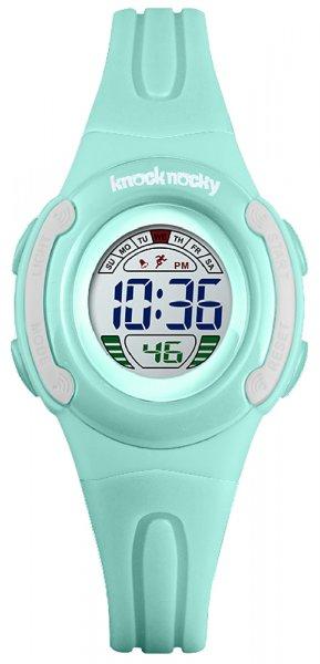 Zegarek dla dziewczynki Knock Nocky sporty SR0408044 - duże 1