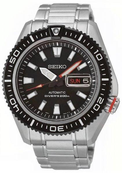 Zegarek Seiko SRP495K1 - duże 1