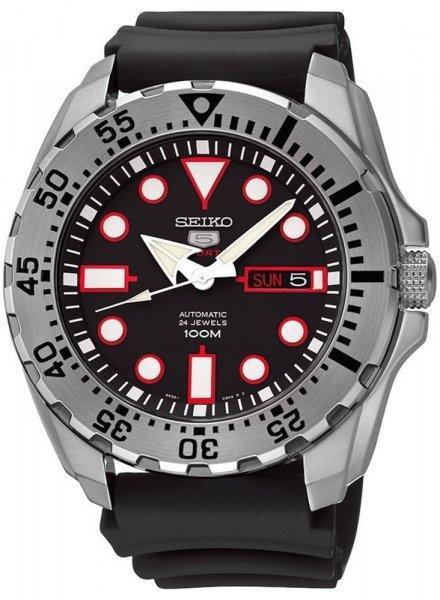 Zegarek męski Seiko sports automat SRP601K1 - duże 1