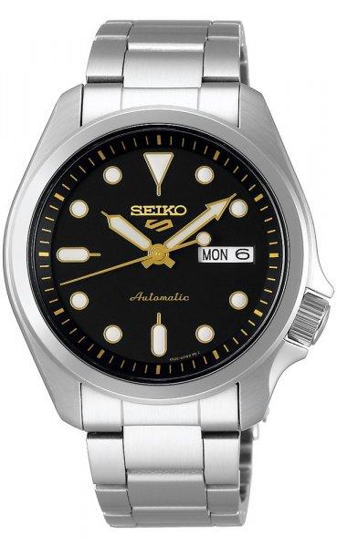 Zegarek męski Seiko sports automat SRPE57K1 - duże 1