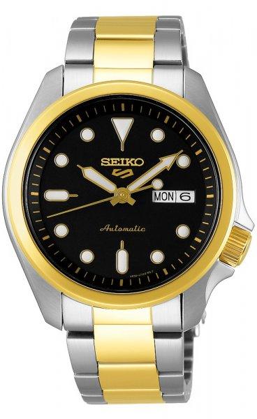 Zegarek męski Seiko sports automat SRPE60K1 - duże 1