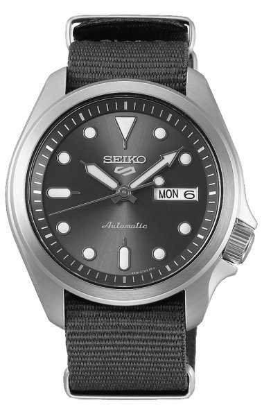 Zegarek Seiko SRPE61K1 - duże 1