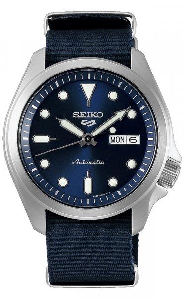 Zegarek męski Seiko sports automat SRPE63K1 - duże 1