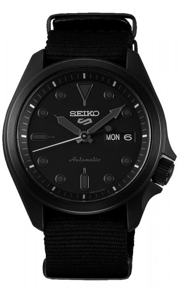 Zegarek męski Seiko sports automat SRPE69K1 - duże 1