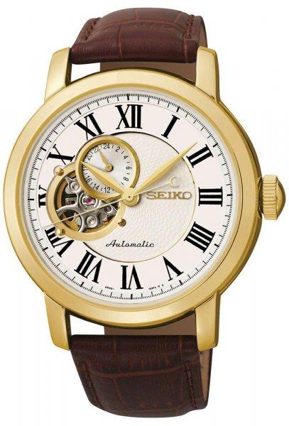 Zegarek męski Seiko automatic SSA232K1 - duże 1