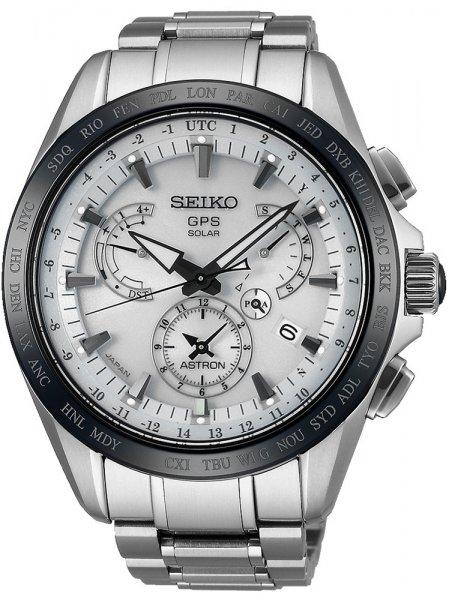 Zegarek Seiko SSE047J1 - duże 1