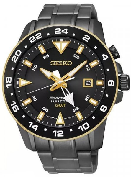 Zegarek Seiko SUN026P1 - duże 1