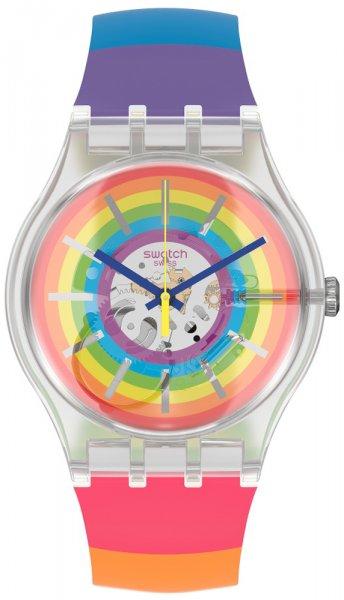 Zegarek damski Swatch originals SUOK148 - duże 1