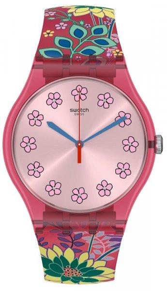 Zegarek damski Swatch originals SUOP112 - duże 1