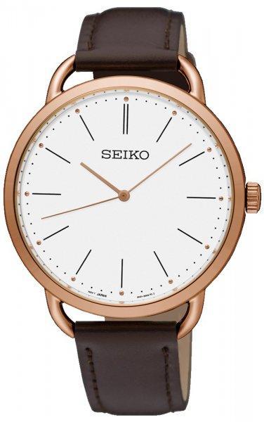 Zegarek Seiko SUR234P1 - duże 1