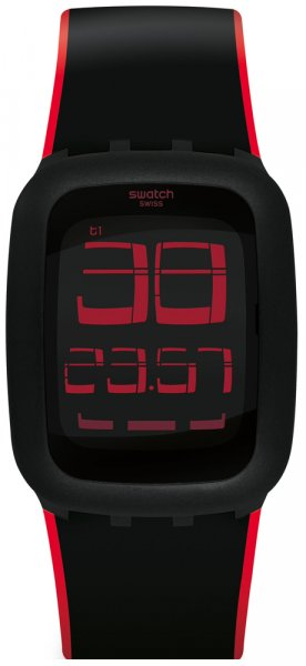 Swatch SURB102E Touch BLACKISBACK