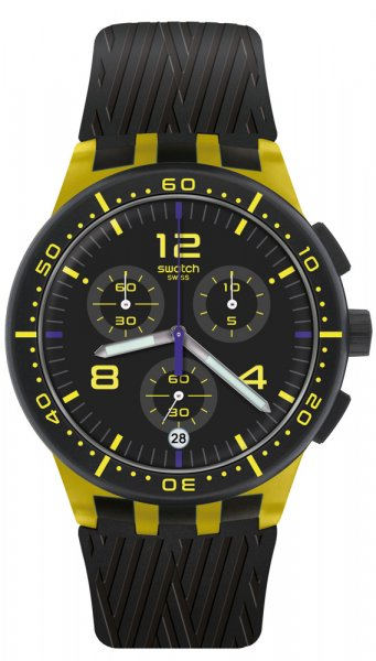 SUSJ403 Swatch YELLOW TIRE - duże 3