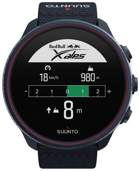 Suunto SS050683000 Suunto 9 Suunto 9 Baro Titanium Red Bull X-Alps Limited Edition